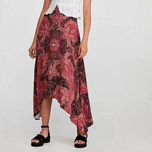 NWT Free People The Shore Skirt